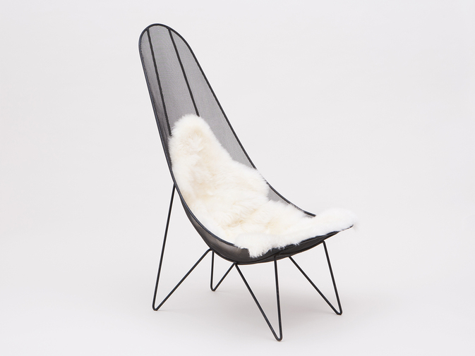 Sol Bloom Scoop Chair, image 1