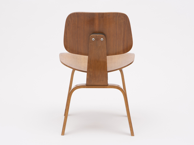 Charles & Ray Eames Early DCW Chair, image 2