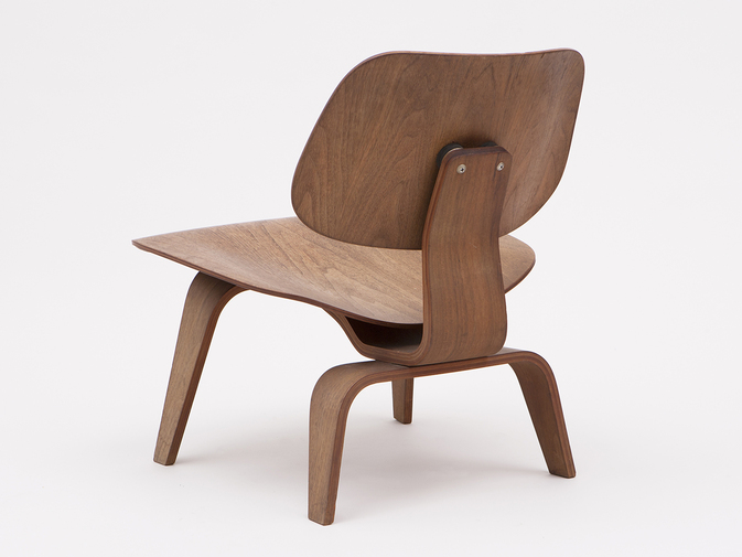 Charles & Ray Eames Pre-Production LCW Chair, image 5