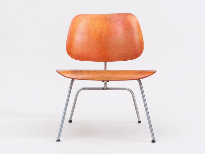 Charles and Ray Eames LCM Chair, image 1