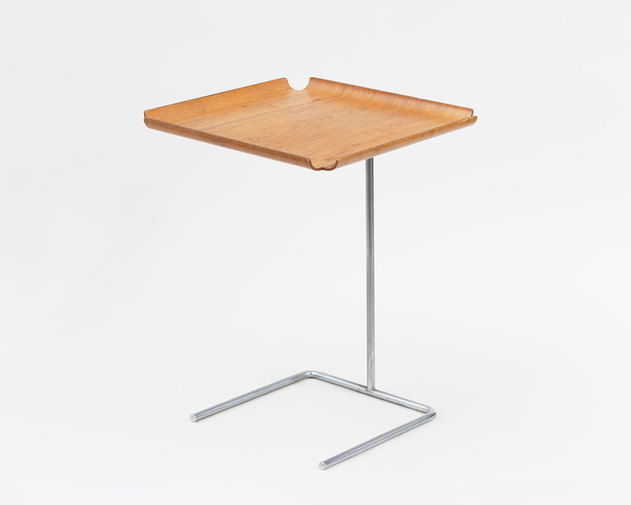 Ernest Farmer for George Nelson & Associates Adjustable Table, image 1
