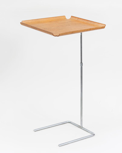 Ernest Farmer for George Nelson & Associates Adjustable Table, image 4