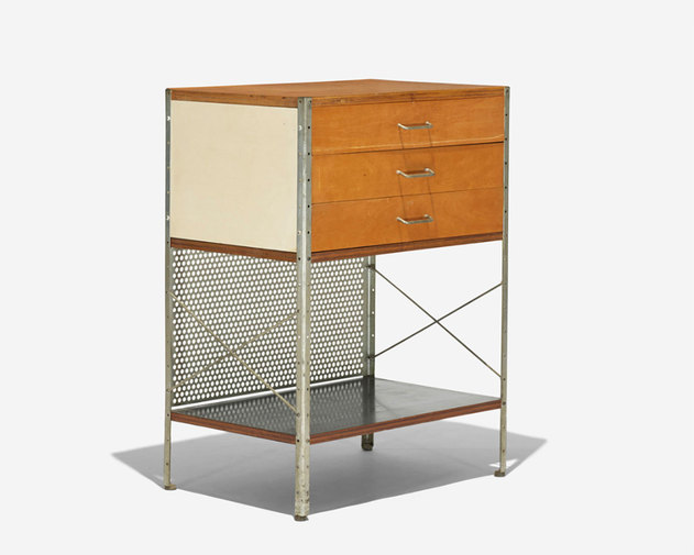 Charles and Ray Eames Storage Unit, image 1
