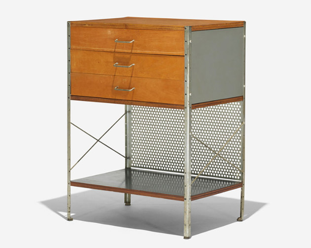 Charles and Ray Eames Storage Unit, image 4