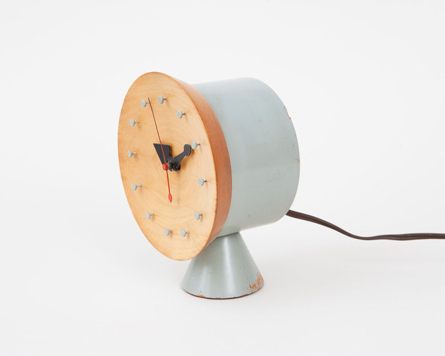 Irving Harper for George Nelson & Associates Chronopak Table Clock, image 2