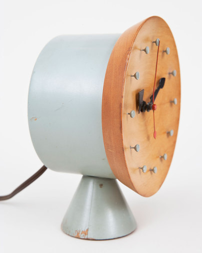 Irving Harper for George Nelson & Associates Chronopak Table Clock, image 3