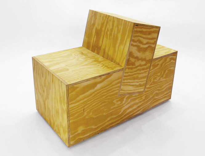 RO/LU Box Chair, image 1