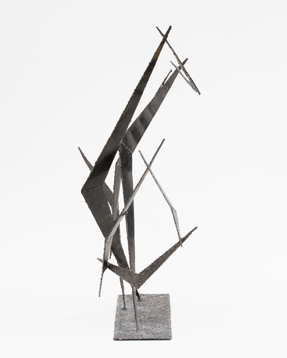 Marcello Fantoni Metal Sculpture, image 2