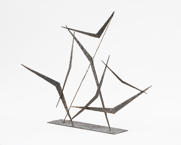 Marcello Fantoni Metal Sculpture, image 3