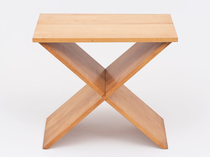 Rare A. Lawrence Kocher Side Table, image 1