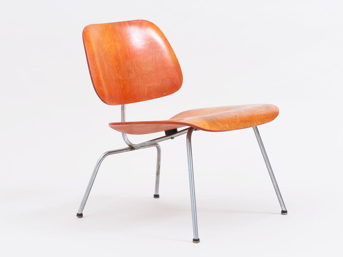 Charles and Ray Eames LCM Chair, image 2
