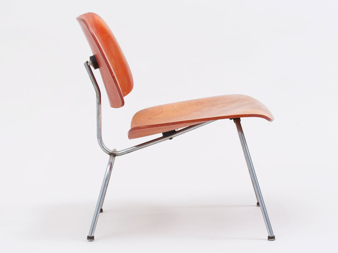 Charles and Ray Eames LCM Chair, image 3