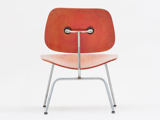 Charles and Ray Eames LCM Chair, image 4