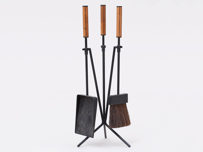 Mini Modernist Fire Tools, image 1