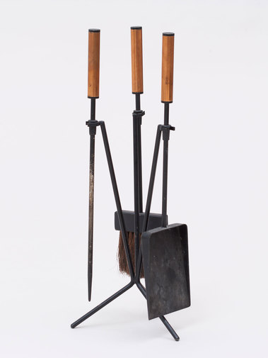 Mini Modernist Fire Tools, image 2