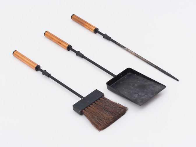 Mini Modernist Fire Tools, image 4