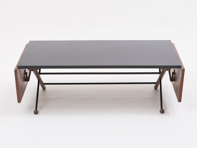Greta Grossman Drop Leaf Coffee Table, image 2