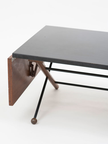 Greta Grossman Drop Leaf Coffee Table, image 3