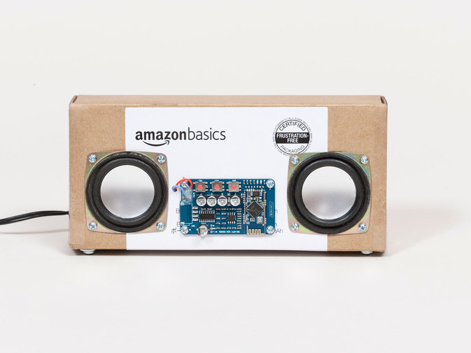 "Chris Beeston ""AmazonBasics Bluetooth Speaker"", image 1"