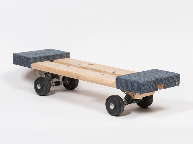 "Chris Beeston ""Skateboard"", image 1"