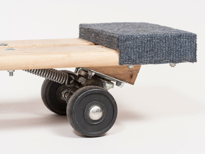 "Chris Beeston ""Skateboard"", image 2"