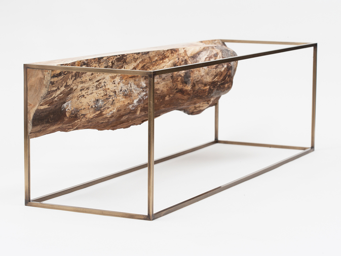 "Huy Bui ""Inverted Lands"" Floating Console, image 5"