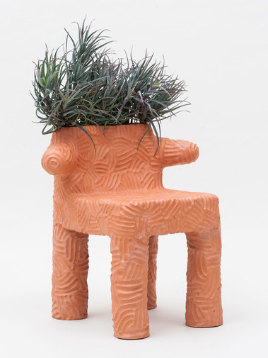 Chris Wolston Magdalena Plant Chair, image 3