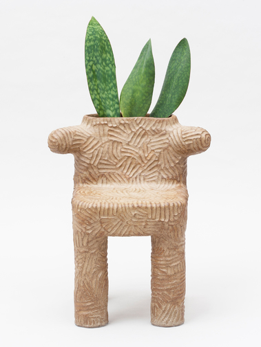 Chris Wolston Tolima Plant Chair, image 2