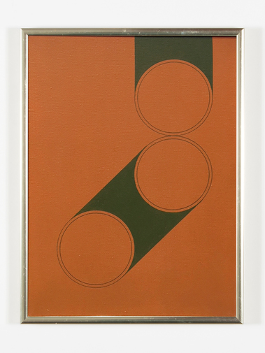 Kenneth Licht Geometric Paintings, image 8