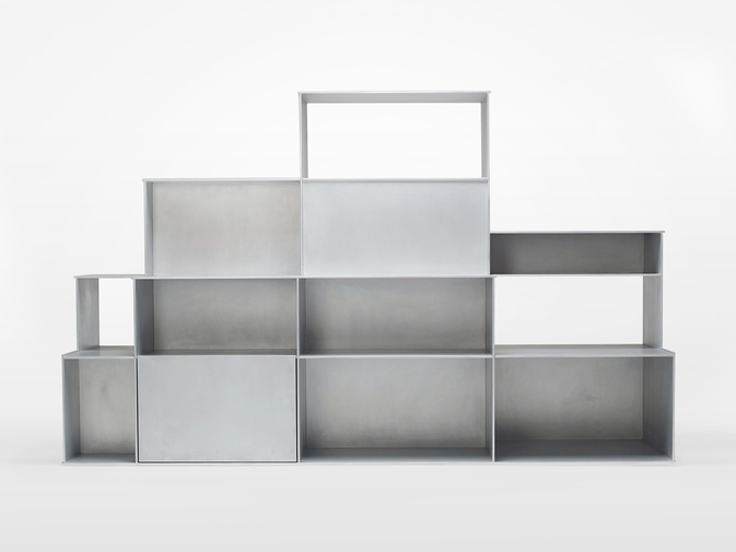 Jonathan Nesci Fifty/50 Floor Shelf, image 1