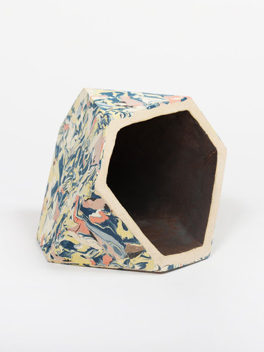 Cody Hoyt Truncated Tetrahedron Vessel, image 3