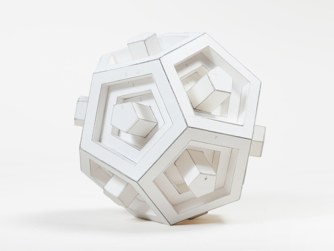 "Chris Beeston ""Dodecahedron"", image 4"