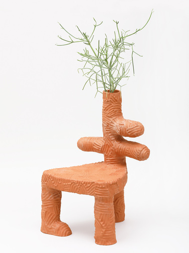 Chris Wolston Pajaritos Plant Chair, image 3