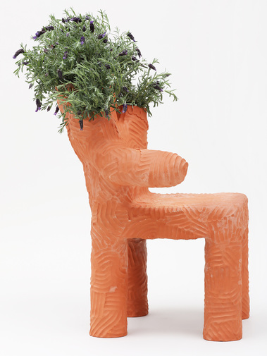 Chris Wolston Colibri Plant Chair, image 2