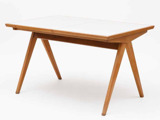"Allan Gould ""Compass"" Dining Table / Desk, image 1"