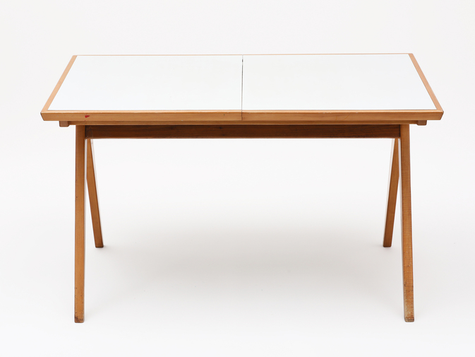"Allan Gould ""Compass"" Dining Table / Desk, image 2"