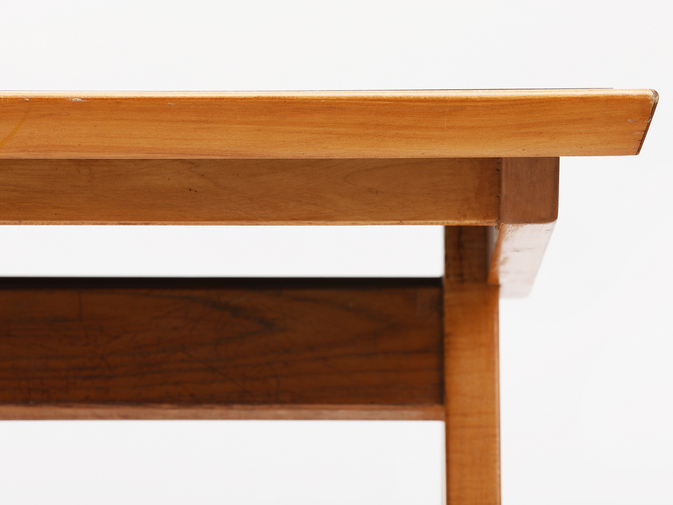 "Allan Gould ""Compass"" Dining Table / Desk, image 3"
