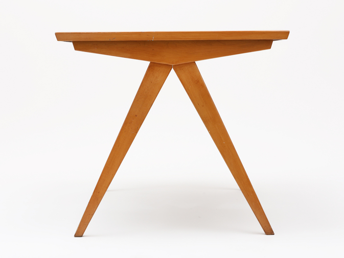 "Allan Gould ""Compass"" Dining Table / Desk, image 5"