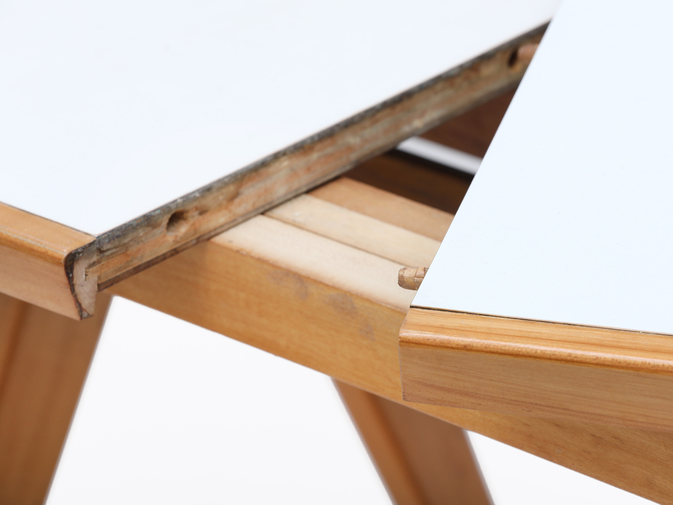 "Allan Gould ""Compass"" Dining Table / Desk, image 6"
