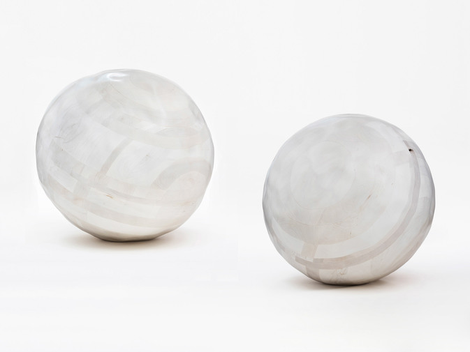 "Julian Watts ""Ball"" Sculptures, image 1"