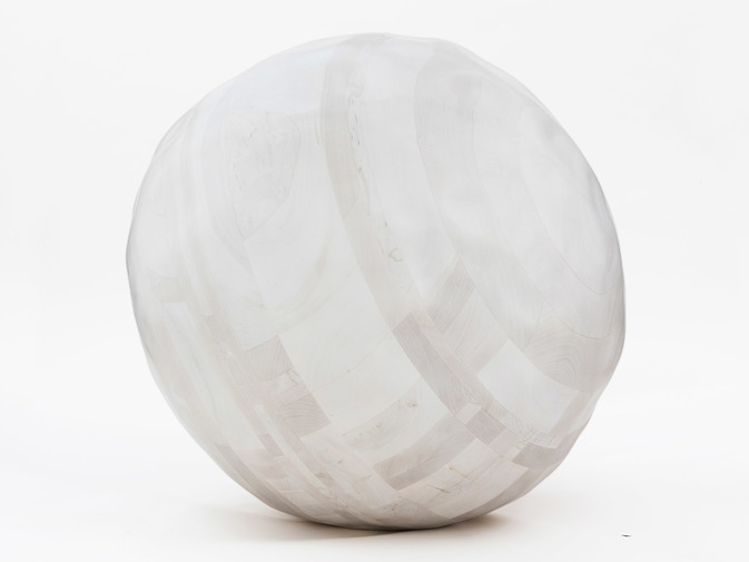 "Julian Watts ""Ball"" Sculptures, image 2"