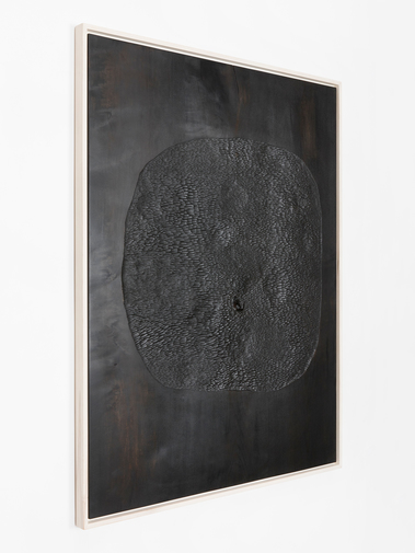 "Julian Watts ""Black Painting"", image 2"
