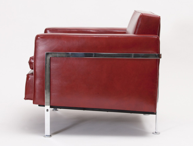 Robert Haussmann Club Chairs, image 3