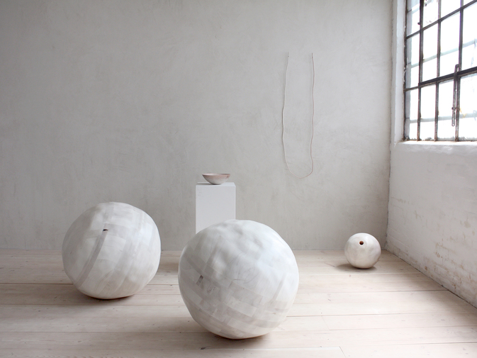 "Julian Watts ""Ball"" Sculptures, image 7"