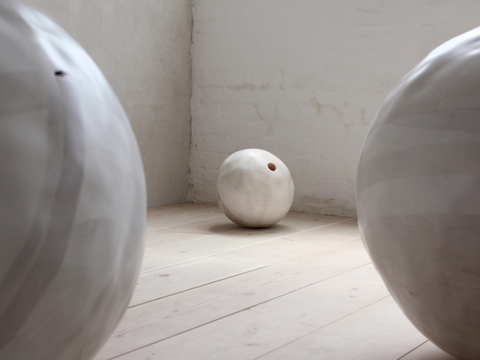 "Julian Watts ""Ball"" Sculptures, image 4"