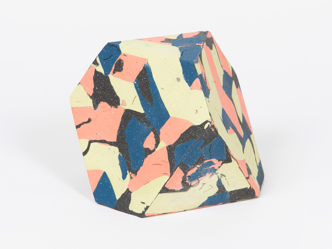 Cody Hoyt Truncated Tetrahedron Vessel, image 4