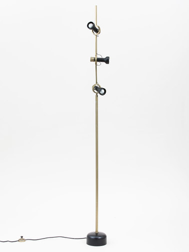Angelo Lelli for Arredoluce Floor Lamp, image 1