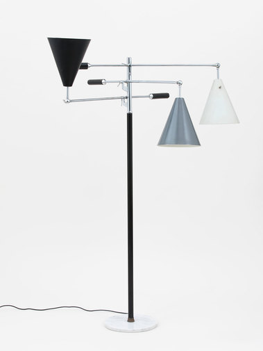 Arredoluce Three-Arm Floor Lamp, image 5