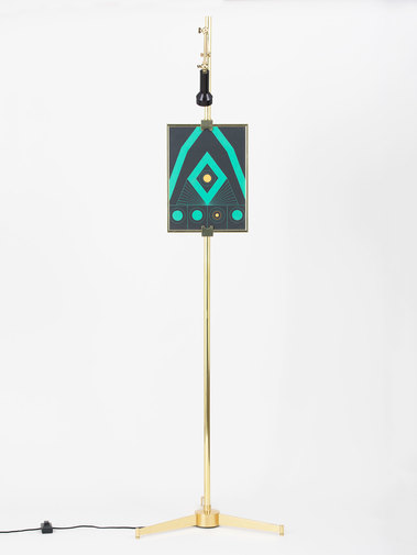 Easel Lamp, image 2