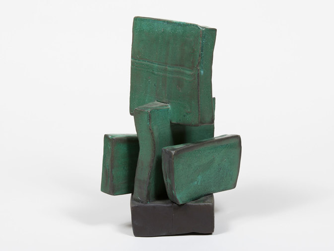 Judy Engel Ceramic Sculpture, image 1